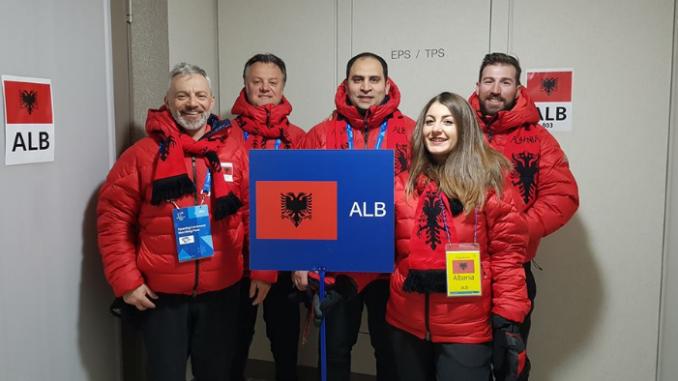 Lojërat Olimpike dimërore, ja kur garojnë sportistët shqiptarë!