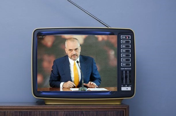 Rama konkuron hapur televizionet, tashmë del me lajme 'ekskluzive' /Foto