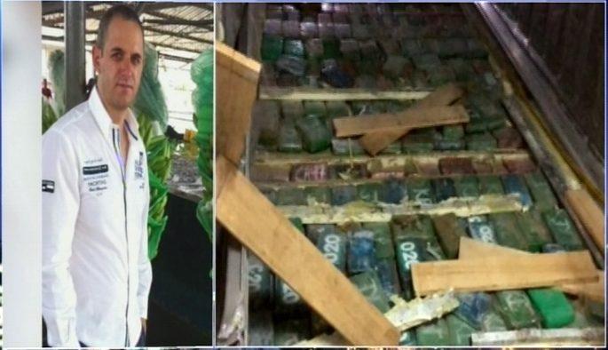 Detaje të reja për 613 kokainë në Durrës, Arbër Çekaj një tjetër ngarkesë me drogë në Ekuador