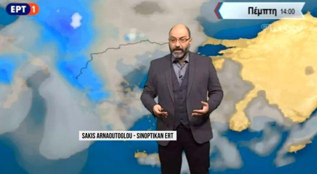 Alarm nga sinoptikani grek: E frikshme çfarë do ndodhë nesër në Shqipëri