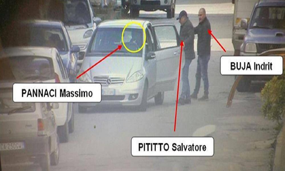 Bosi plak shqiptar që drejton trafikun me Ndrangheta, si u përkul italiani para tij