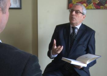 Ambasadori Murati: Me Greqinë nuk mund të bisedohet për kufirin detar /Video