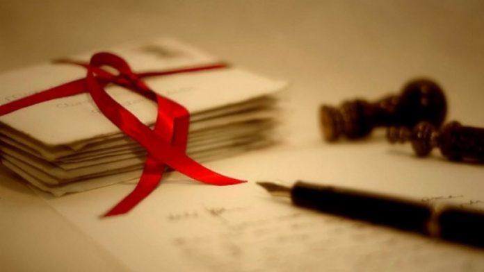 Këto janë disa nga letrat më të bukura të dashurisë të të gjitha kohërave