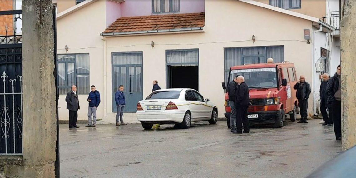 Biznesmeni u ekzekutua në oborrin e shtëpisë, ja ç'po ndodh në Dibër