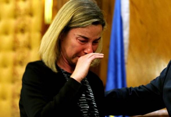 Mbesa e Federica Mogherinit kapet duke shpërndarë kokainë në Itali