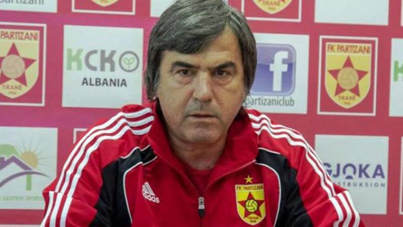 Partizani shkarkon trajnerin Starova, në stol Klevis Dalipi