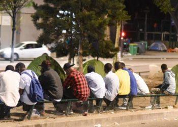 """Franca """"mbytet"""" nga shqiptarët azilkërkues, lënë pas sirianët dhe afganët"""
