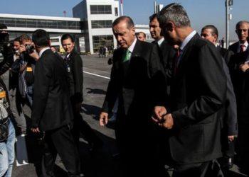 Erdogan paralajmëron disa pengmarrje në Kosovë