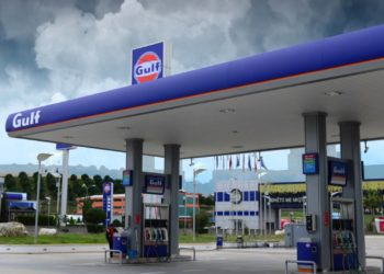 Skemë piramidale me karburantet, Gulf krijon amulli në treg