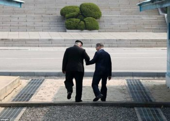 Kim Jong-un zbret në Jug: Një histori e re nis këtu!