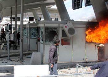 Protesta e qytetarëve në Kukës jehonë në mediat ndërkombëtare