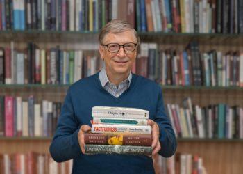 5 librat që duhet të lexoni këtë verë, sipas Bill Gates