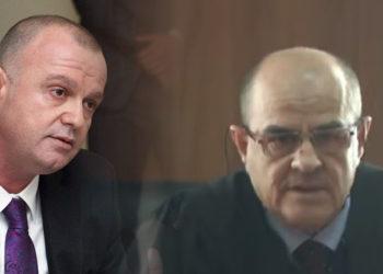 EKSKLUZIVE! Ja si e shantazhoi Ganaj gjyqtarin e Durrësit, Petraq Curri
