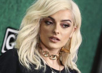Mandatory Credit: Photo by Invision/AP/REX/Shutterstock (9242110bd) Bebe Rexha attends the Zedd Presents WELCOME! - Fundraising Concert Benefiting The ACLU held at the Staples Center, in Los Angeles WELCOME! - ACLU Benefit - Arrivals, Los Angeles, USA - 3 Apr 2017