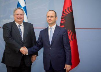 Shqipëria dhe Greqia shumë afër 'paqes'