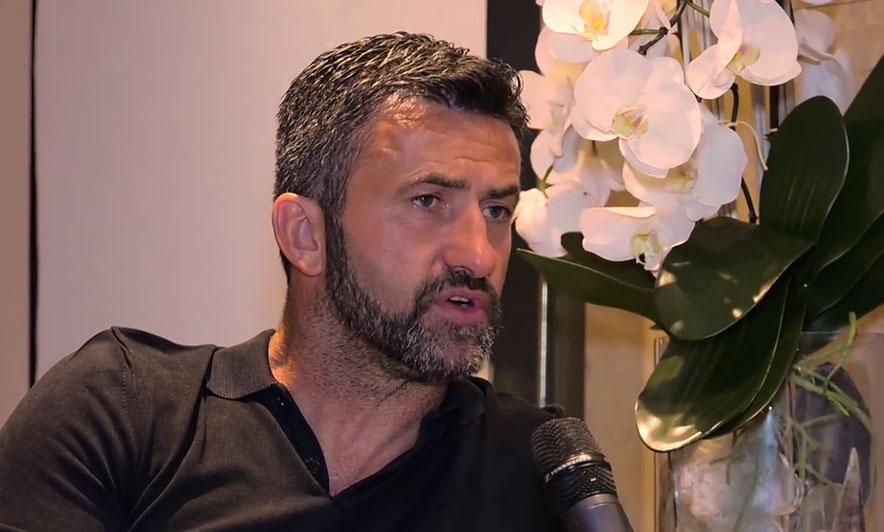 Konferencë në fshehtësi, Panucci ndien presionin në stol