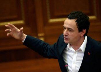 Albin Kurti: Shqipëri-Kosovë, le të bashkohemi si konfederatë