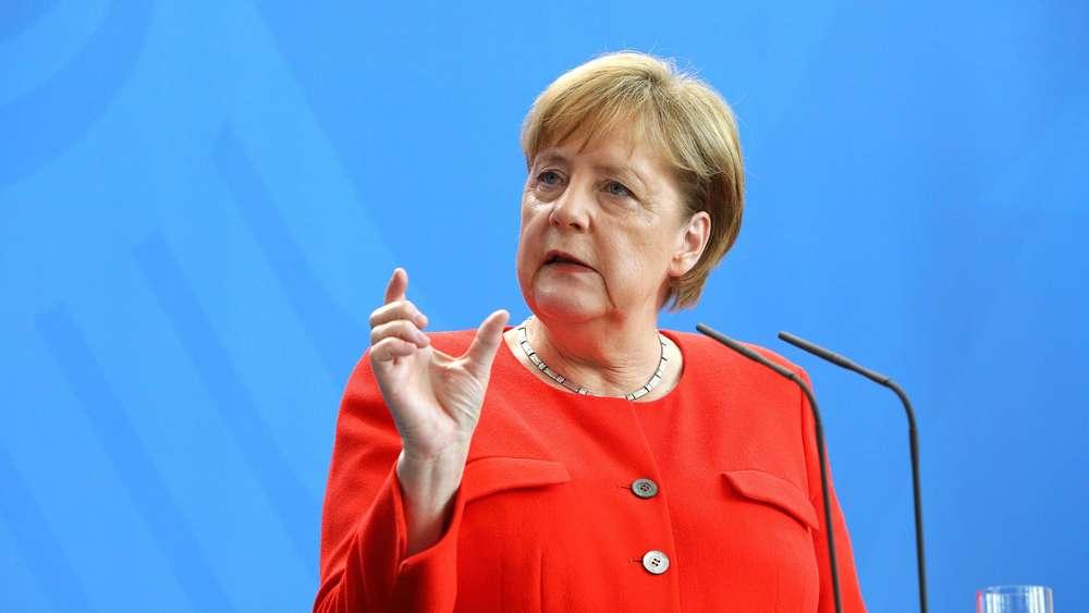 Gazetari e pyet: Ju jeni e Krishterë, pse i keni pranuar miljona emigrant Muslimanë? Ja si përgjigjet Merkel