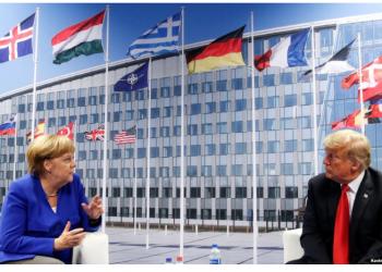 Angela Merkel komenton takimin mes dy presidentëve Trump dhe Putin