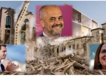 11 rastet kur Rama dhe benjaminët e tij mashtruan e gënjyen shqiptarët për Teatrin