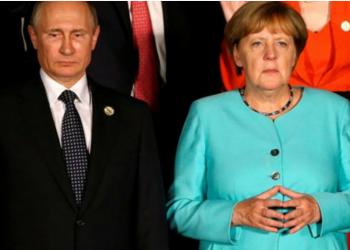 Përgjigjja tronditëse e Donald Trumpit kur u pyet: Merkel apo Putin?
