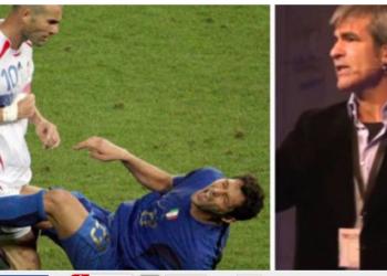 Arbitri rrëfen të vërtetën si e goditi Zidane Materazzin