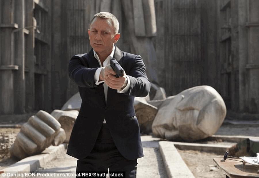 Pas 20 vjetësh  Agjenti 007 do të ketë përsëri një armik rus