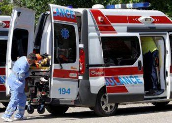 Pamjet e vendit ku rrufeja i mori jetën një gruaje në Shkodër (VIDEO)