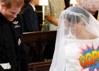 Çfarë humbëm? 3 gafat e mëdha të dasmën mbretërore (FOTO)