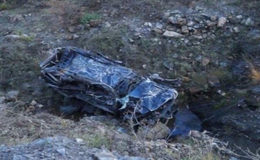 Makina bie nga lartësia në Dajt  katër persona të plagosur