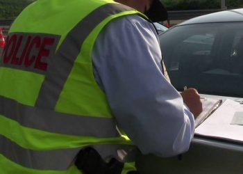 Rekord, policia e Ferizajt, për 5 ditë ka shqiptuar 1060 gjoba trafiku