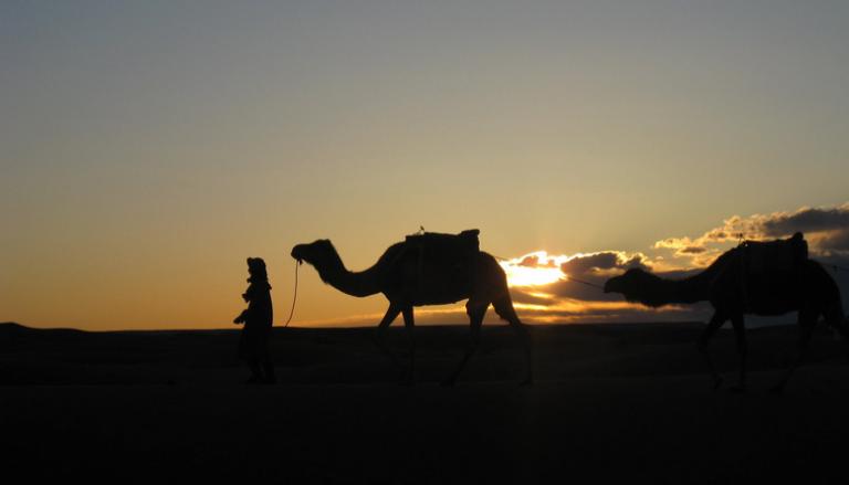 Tregimi për tregtarin Musliman dhe klientin hebre