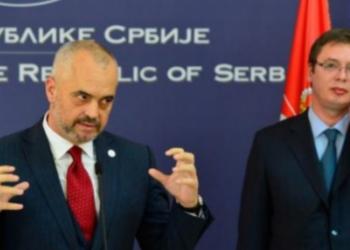 Diplomati europian zbulon planin Rama-Vuçiç për ndarjen e Kosovës