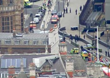 Sulmohet parlamenti Anglez në Londër, dëshmitë e para: Ishte tmerr, 10 njerëz të shtrirë përtokë