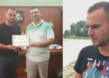 U shpëtoi jetën fëmijëve nga nëna që po i mbyste, të riut shqiptar i ofrohet punë në bashki