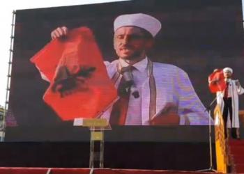 Myftiu i Tiranës me deklaratën sikur Gjergj Fishta: Vërtetë ne kemi Bajram e Pashkë, por Shqiptarinë e kemi bashkë!