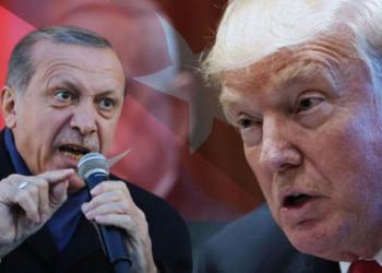 """Plas mes SHBA dhe Turqisë, Erdogani i shpall """"luftë"""" administratës së Trumpit"""