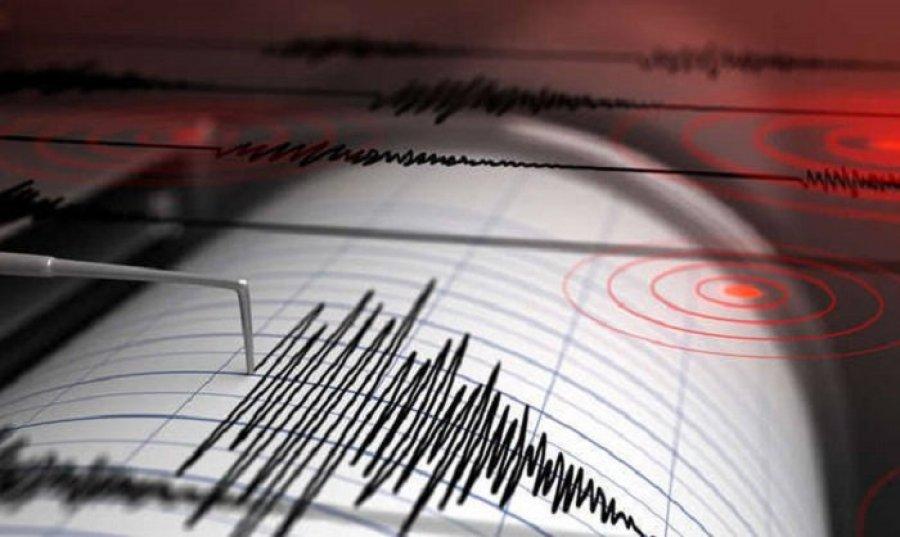 """Tërmeti i fuqishëm e """"shkund"""" Tiranën, panik mes qytetarëve, ja sa ballë ishte"""