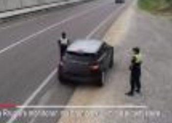 Kujdes me shkeljet në rrugë, uniformat blu prezantojnë risinë: Shkeljet e rregullave kapen me dron