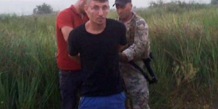 Momentet e arrestimit, Ridvan Zykaj i ftohtë dhe i papenduar: Unë i vrava, tani dua avokat (VIDEO)
