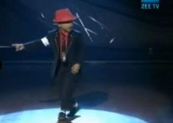 Michael Jackson i ri, vallëzimi i vogëlushit do t'ju lë pa fjalë (VIDEO)