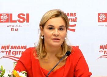 Monika Kryemadhi: Kryeministri ma mbyll gojën vetëm nëse me vret