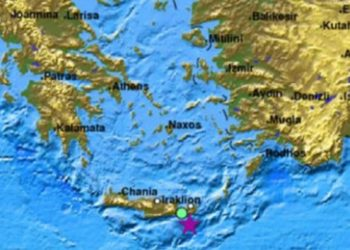 Greqia tronditet nga tërmeti i fuqishëm, ndihet edhe në Shqipëri