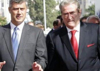 Thaçi godet fort Sali Berishën, i thotë se tregtoi me Millosheviqin, strehoi Arkanin dhe arrestoi Adem Jasharin