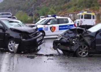Bilanci i aksidenteve rrugore për vitin 2018, ja sa persona humbën jetën
