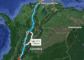 Mirë se vini në 'Albania' por këtë herë në Kolumbi