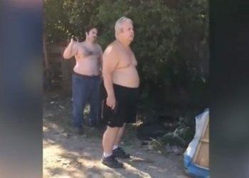 SHBA, babi dhe i biri vrasin fqinjin për koshin e plehrave (VIDEO)