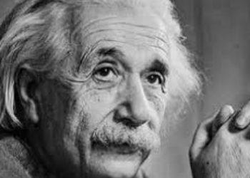Zbulohet rastësisht një letër e Ajnshtajnit (FOTO)