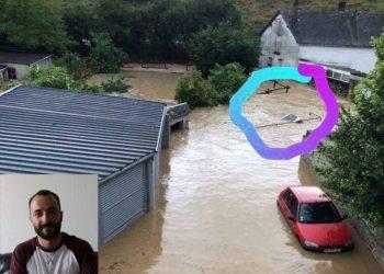 Heroi shqiptar në Francë shpëtoi fëmijët gjatë përmbytjes, qeveria i jep lejen e qëndrimit
