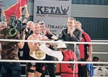 Gjetan Keta kampion bote, bën krenar të gjithë shqiptarët (FOTO-VIDEO)